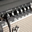 Guitar amplifier — Stock Photo