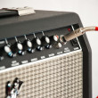 Guitar amplifier — Stockfoto #6318313