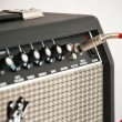 Guitar amplifier — Stockfoto