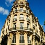 Beautiful house in Paris — Stock Photo
