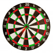 Dartboard - Stockfoto