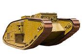 Old tank — Stock Photo