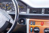 Araba iç — Stok fotoğraf
