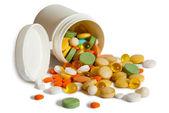 Comprimidos — Fotografia Stock
