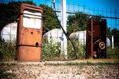Ancienne station d'essence — Photo