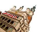 Church in poznan — Stock Photo