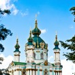 Church in ukraine — Stock Photo