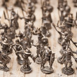 Stock Photo: Toy soldiers