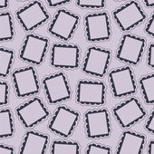 Frameworks for a photo and records a seamless pattern — Stock Photo