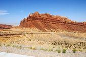 Stotten Wolf Canyon — Stock Photo