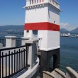 Stanley Park Lighthouse — Stock Photo