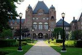 Toronto Historic Architecture — Stock Photo