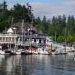 Stanley Park Waterfront — Stock Photo