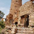 Watch Tower at Grand Canyon, USA — Stock Photo