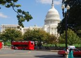 Washington DC Capitol, USA — Stock Photo