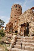 Watch Tower at Grand Canyon, USA — Stock Photo