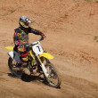 Motocross bike — Stock Photo #5960785