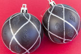 Christmas balls — Foto Stock
