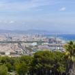 City of Barcelona, Spain — Stock Photo #6366715
