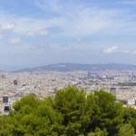 City of Barcelona, Spain — Stock Photo #6366726