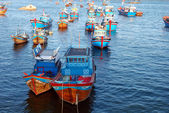 Boats in the port.jpg — Stock Photo