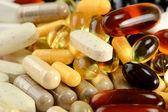 Dietary supplement — Stock Photo