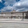 Stock Photo: Palacio Real de Madrid, Spain