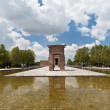 Templo Debod - Stock Photo