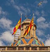 Palau Generalitat — Stock Photo