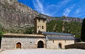 Monasterio Santa María de Alaón — ストック写真