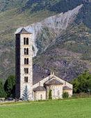 Romanesque church of Sant Climent de Taull, Catalonia, Spain — Stock Photo