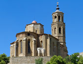 Church of Santa Maria Almenar — Stock Photo