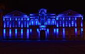 Museo de bellas artes de Carcasona — Stock Photo