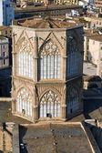 Katedralen i valencia, Spanien — Stockfoto