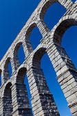 Akwedukt w segowii — Zdjęcie stockowe