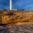 Lighthouse of Trafalgar, Cadiz - Stock Photo