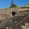Roman amphitheater of Merida — Stock Photo