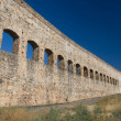 St. Lazaro  aqueduct of Merida - Emerita Augusta — Stock Photo