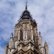 Cathedral of Toledo — Stock Photo #5412548