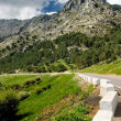 Mountain range of Grazalema ( Cadiz ) — Stock Photo