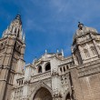 Cathedral of Toledo - Stock Photo