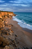 Small bay of Roche ( Cadiz ) — Foto Stock