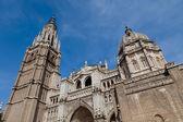 Cattedrale di toledo — Foto Stock