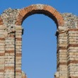 The aqueduct of the Miracles of Merida - Emerita Augusta — Stock Photo