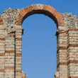 The aqueduct of the Miracles of Merida - Emerita Augusta — Stockfoto