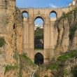 New bridge of Ronda — Stock Photo
