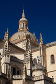 Cathedral of Segovia — Stock Photo