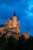 Fortress of Segovia — Stock Photo