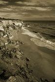 Small bay of Roche ( Cadiz ) — Foto de Stock