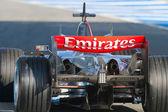 Team McLaren F1, Lewis Hamilton, 2006 — Stockfoto
